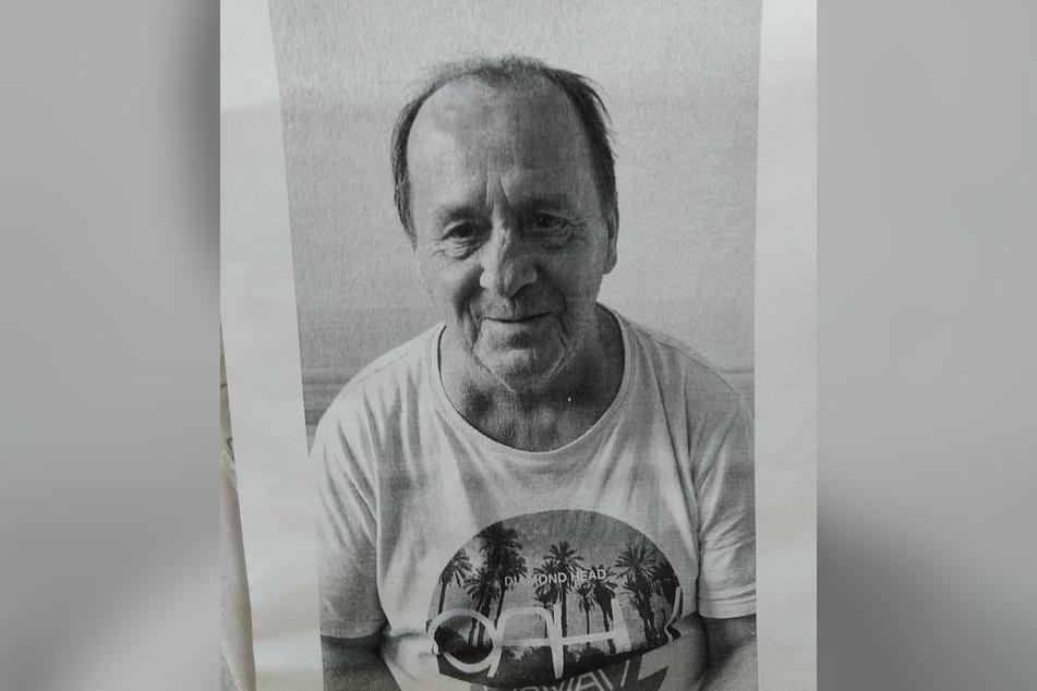 Der 59-jährige Frank E. wurde zuletzt am Freitag, 3. September, gesehen.