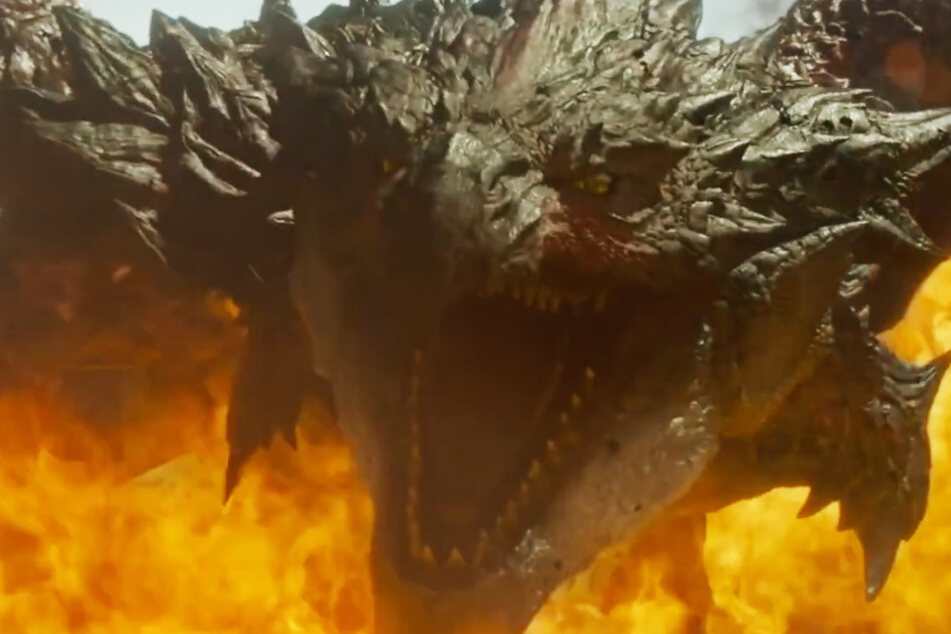 Heiß auf Kino-Monster? Die Verfilmung des Capcom-Hits kommt im Dezember ins Kino.