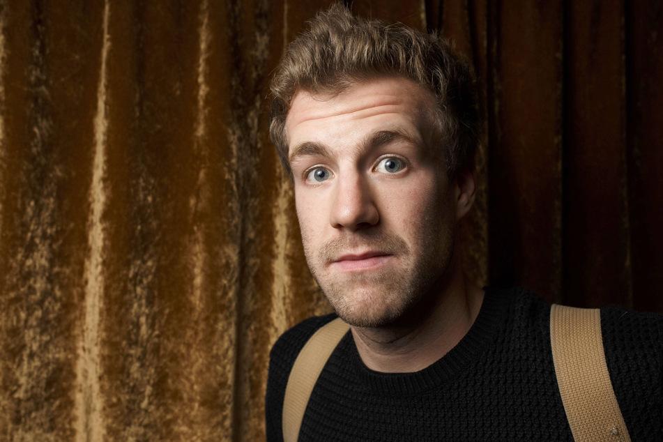 Ihm wird Vergewaltigung vorgeworfen: Comedian Luke Mockridge (32).