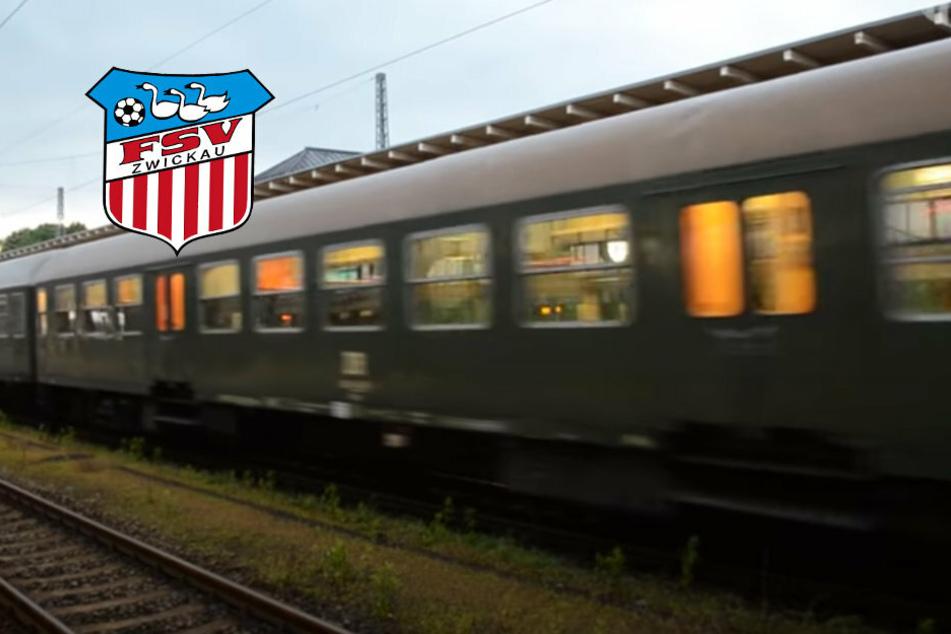 Stationen sind das Stadion der Weltjugend in Berlin und Elversberg: Eine spendable FSV-Zugfahrt