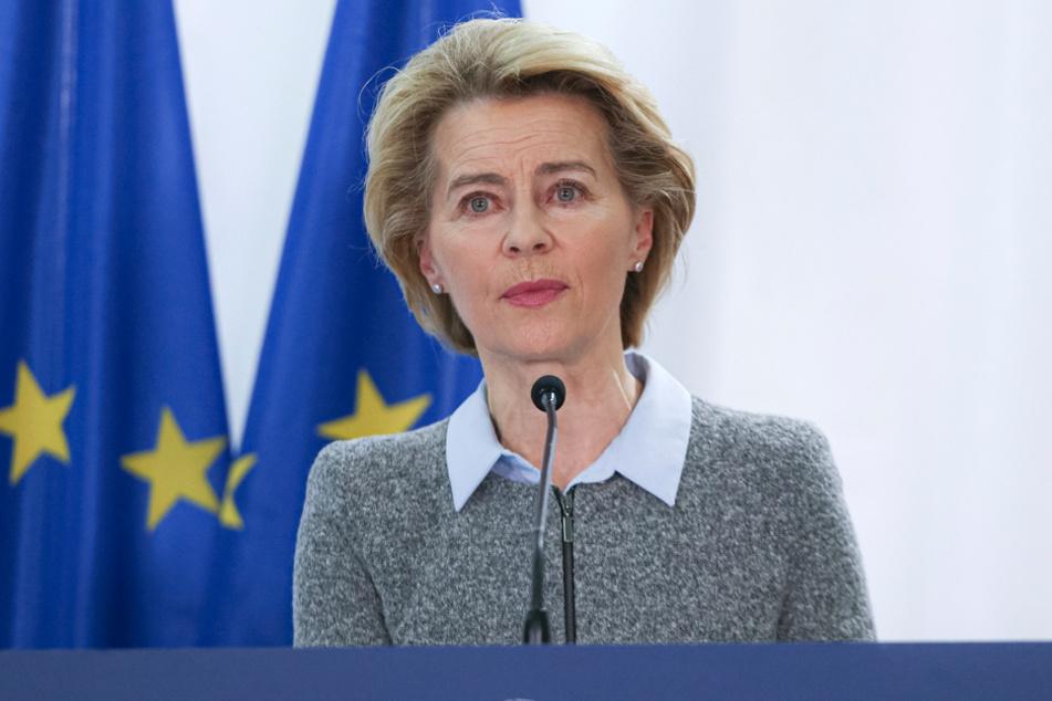 Von der Leyen: EU-Kommission plant keine Corona-Bonds