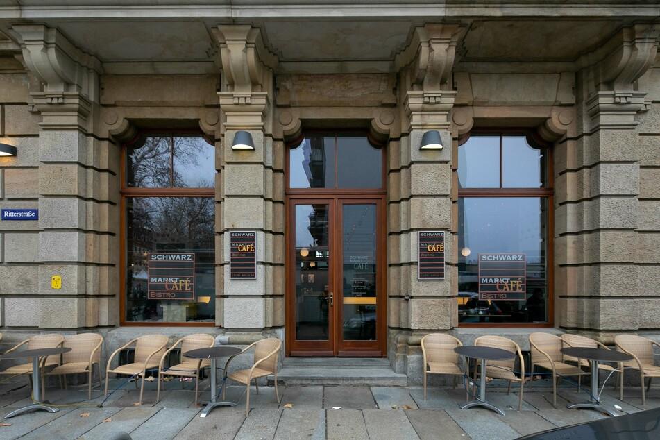 Das Schwarzmarkt Café wird auf der Hauptstraße nicht mehr öffnen.