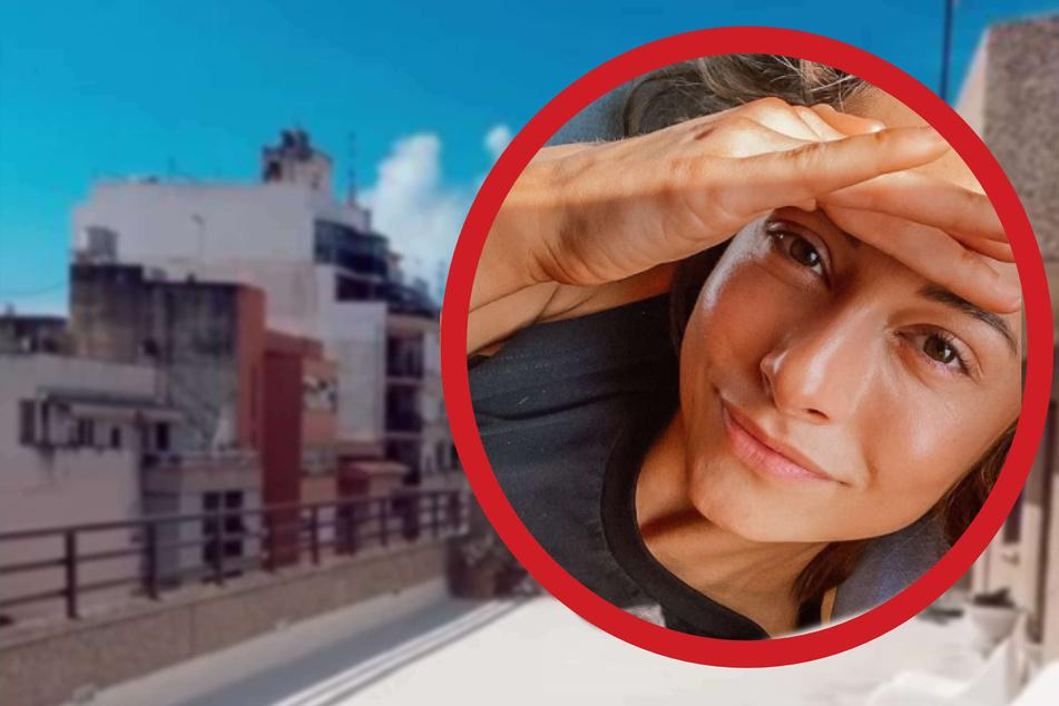 Auf Mallorca: Jenny Lange ist auf Wohnungssuche!