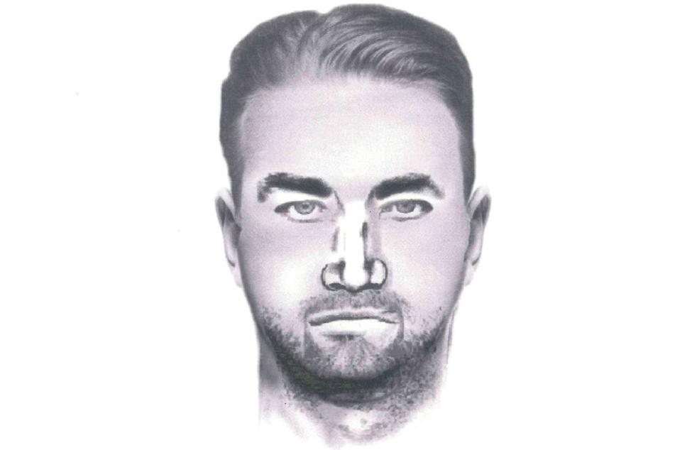 Mit diesem Bild sucht die Dresdner Polizei nun nach einem der Täter.