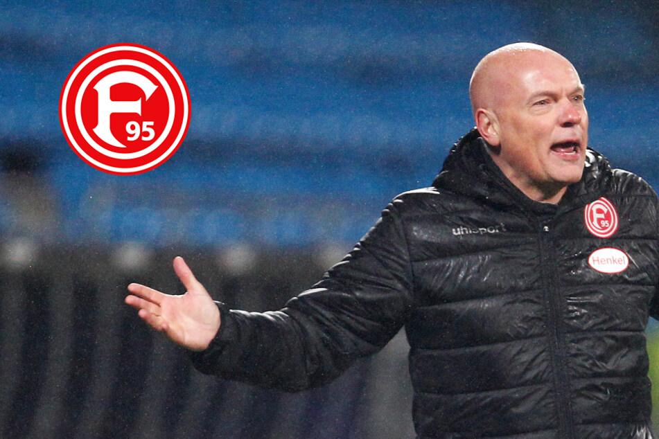 Fortuna Düsseldorf nach 0:5-Klatsche am Boden: Ist Uwe Rösler noch der richtige Coach?
