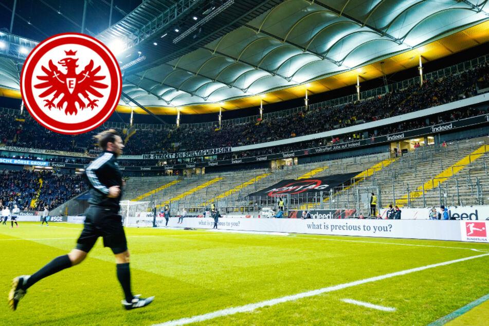 """Spielt Eintracht Frankfurt künftig in der """"Deutsche-Bank-Arena""""?"""