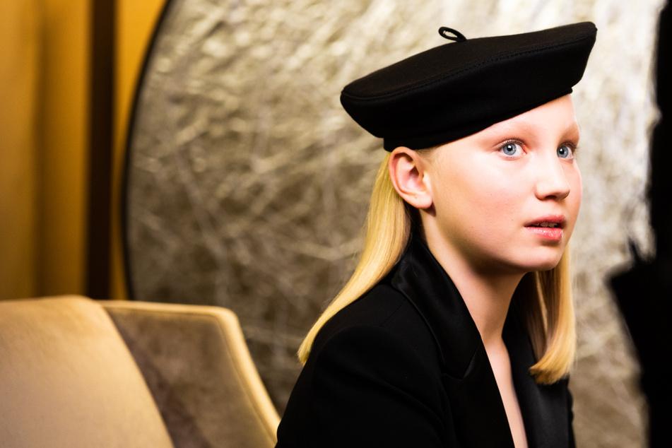 """Hollywood-Star Helena Zengel (12) über die Golden Globes: """"Jodie Foster saß da in ihrem Schlafanzug!"""""""