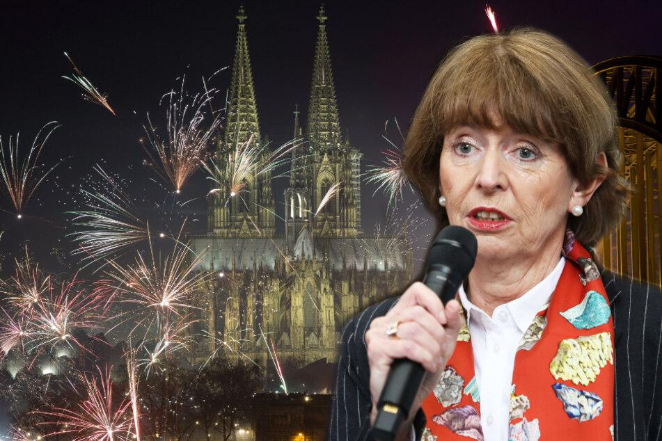 Böller-Verbot für die Kölner Altstadt angekündigt!