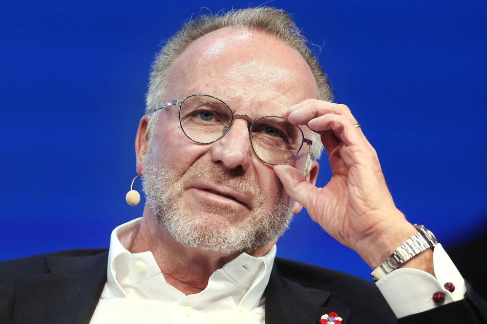 Bayerns Vorstand-Boss Karl-Heinz Rummenigge (65) gibt zu, einst ein Auge auf Erling Haaland geworfen zu haben.