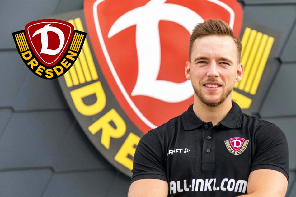 Dynamo-Anhänger erfüllt sich Traum und wird Fan-Abteilungsleiter der SGD!