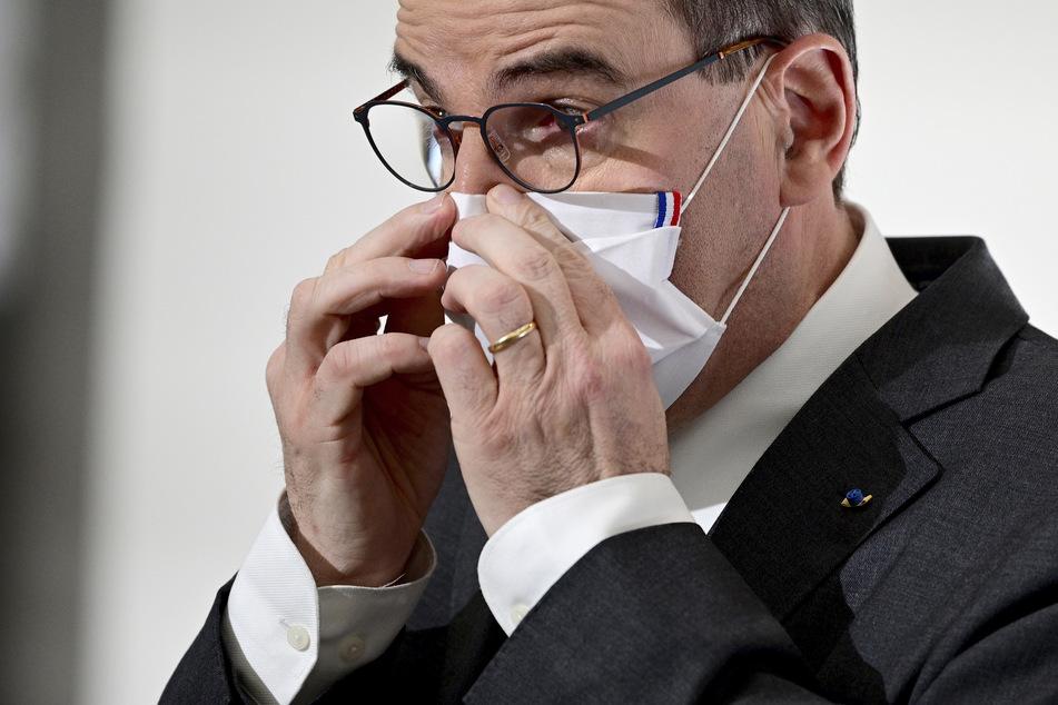 Corona-Ticker: Frankreichs Premier Castex muss als Corona-Kontaktfall in Isolation