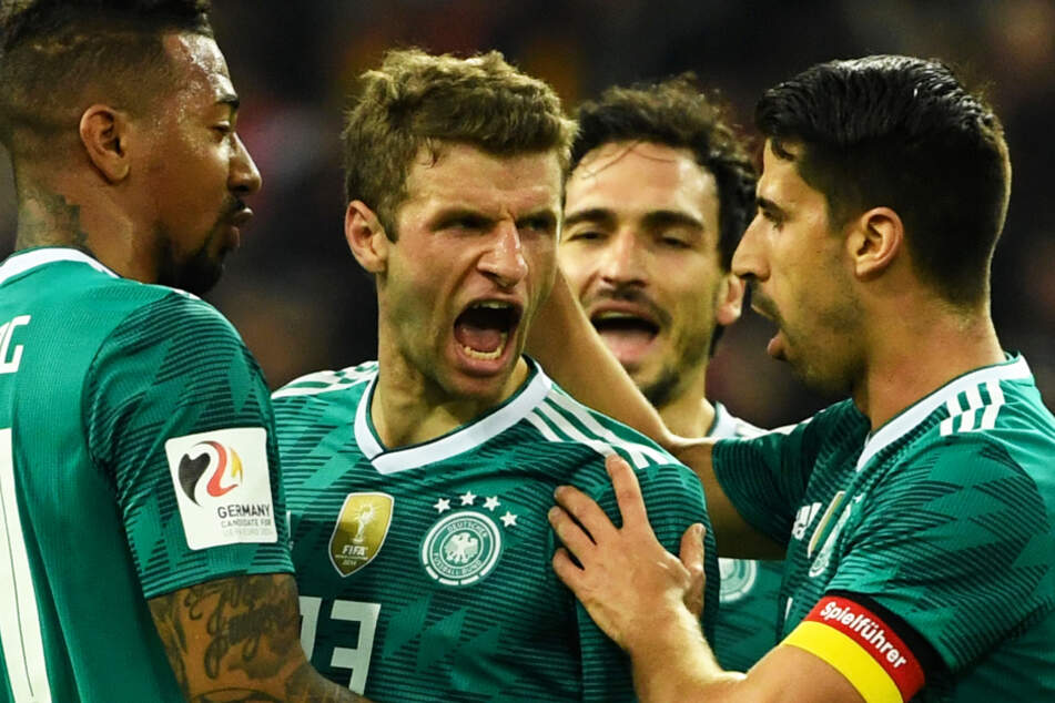 Kann man auf Jérôme Boateng (32), Thomas Müller (31) und Mats Hummels (31) in Top-Form verzichten? Nein, sage ich!