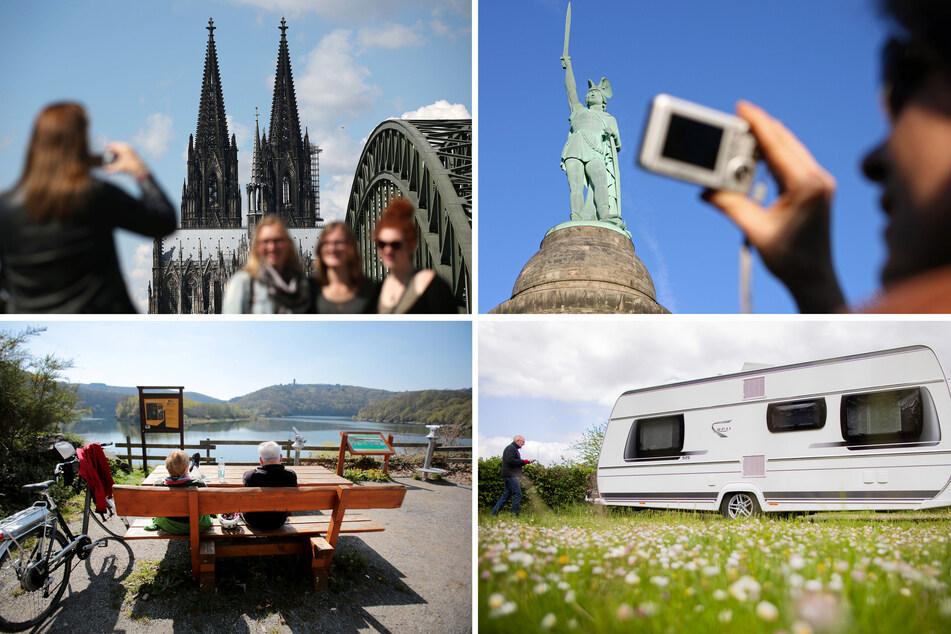 Die Nachfrage nach Sommerurlaub in Nordrhein-Westfalen zieht nach Monaten der Corona-Zurückhaltung wieder deutlich an.