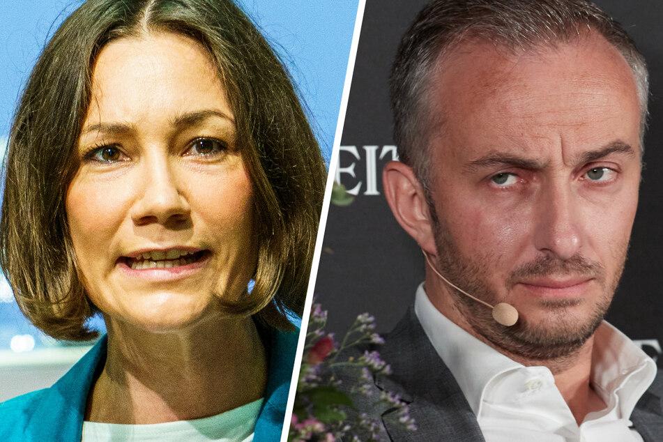 Böhmermann deckt Grünen-Werbung auf Facebook auf: Ärger für Umweltministerium!