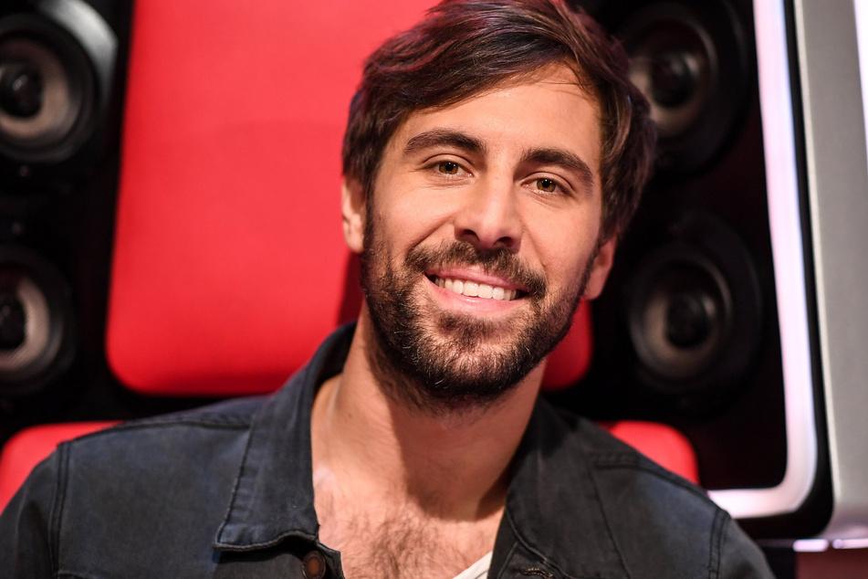 """Sänger Max Giesinger war Coach bei """"The Voice Kids""""."""