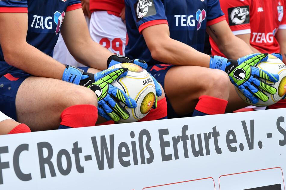 Rot-Weiß Erfurt will zum nächsten Heimspiel gegen Grimma eine klare Botschaft gegen Rassismus senden.