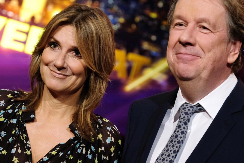 Kim Fisher & Jörg Kachelmann: Sie luden aus Versehen Ex-Paar ins Riverboat ein