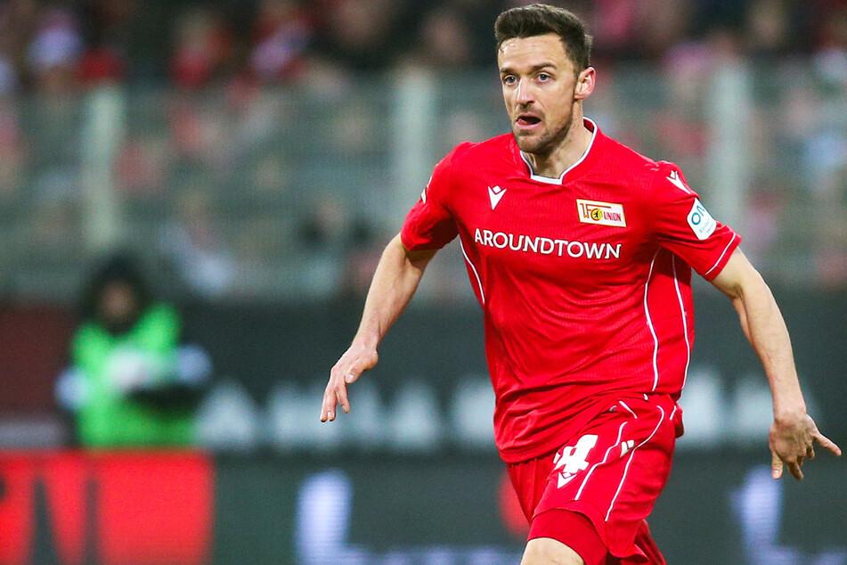 Christian Gentner (35) spielt beim 1. FC Union Berlin nicht mehr so die tragische Rolle, wie noch vergangene Spielzeit.