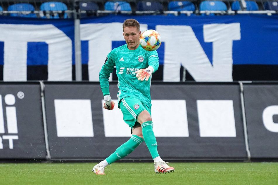 Ron-Thorben Hoffmann wurde in der abgelaufenen Saison Drittligameister mit den jungen Bayern. Er kam dabei auf elf Einsätze.