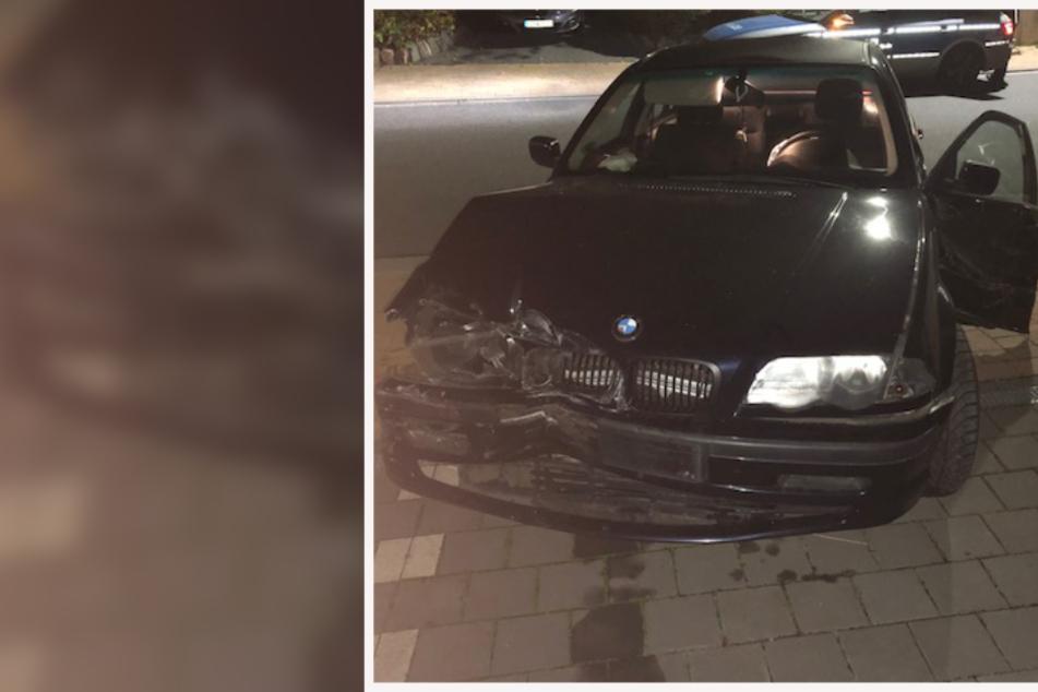 Besoffener BMW-Fahrer hinterlässt bei Chaos-Fahrt Schneise der Zerstörung