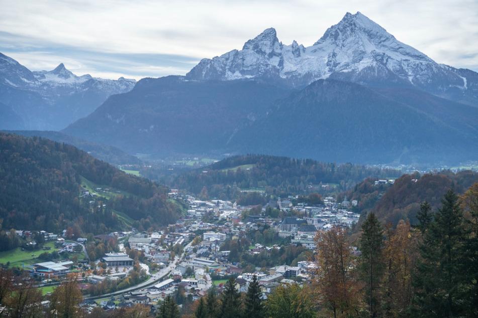 """Im Landkreis Berchtesgadener Land gilt wegen extrem gestiegener Corona-Zahlen nun für zwei Wochen ein weitreichender """"Lockdown""""."""