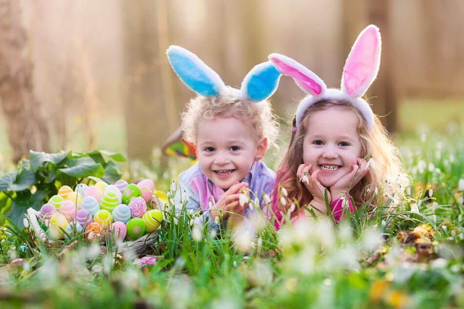 So schön wird das Wetter an Ostern!