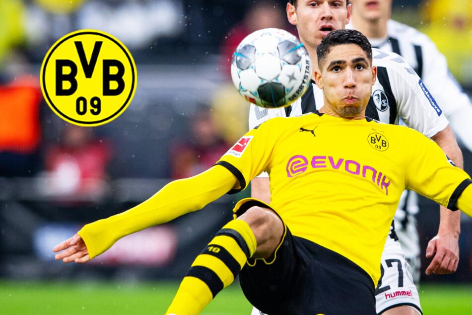 Hat BVB-Leihgabe Hakimi seinen Vertrag in Madrid verlängert? Bleibt er dennoch in Dortmund?