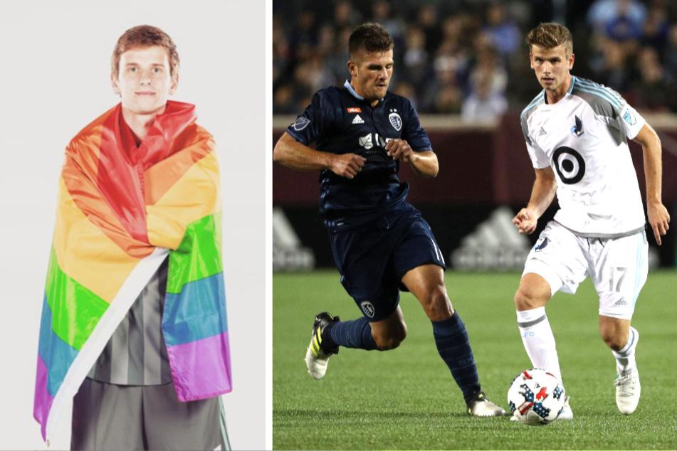 Schwuler Fußball-Profi beleidigt? Spiel abgebrochen!