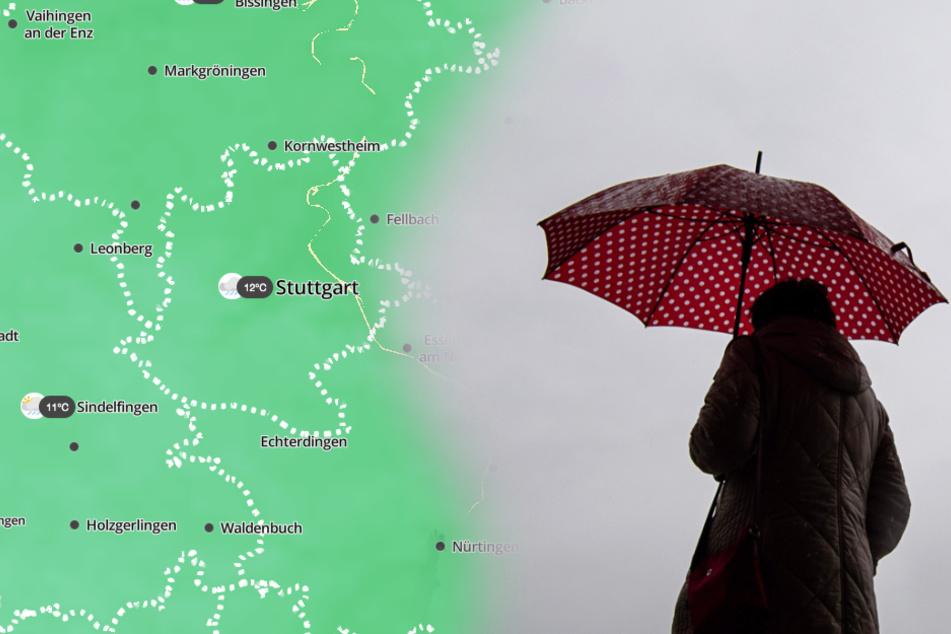 Holt den Regenschirm raus: So wird das Wetter in Baden-Württemberg