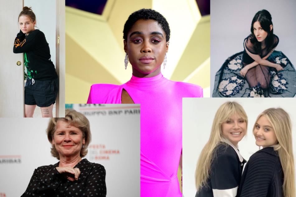 Sieben Frauen, sieben Karrieren: Sind das die Durchstarterinnen 2021?
