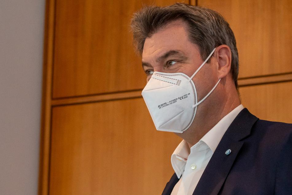 Markus Söder fordert härtere Strafen bei Antisemitismus
