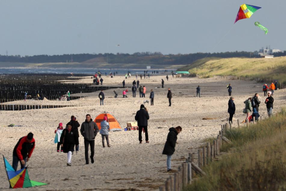 Mecklenburg-Vorpommern räumt Touristen Gnadenfrist ein