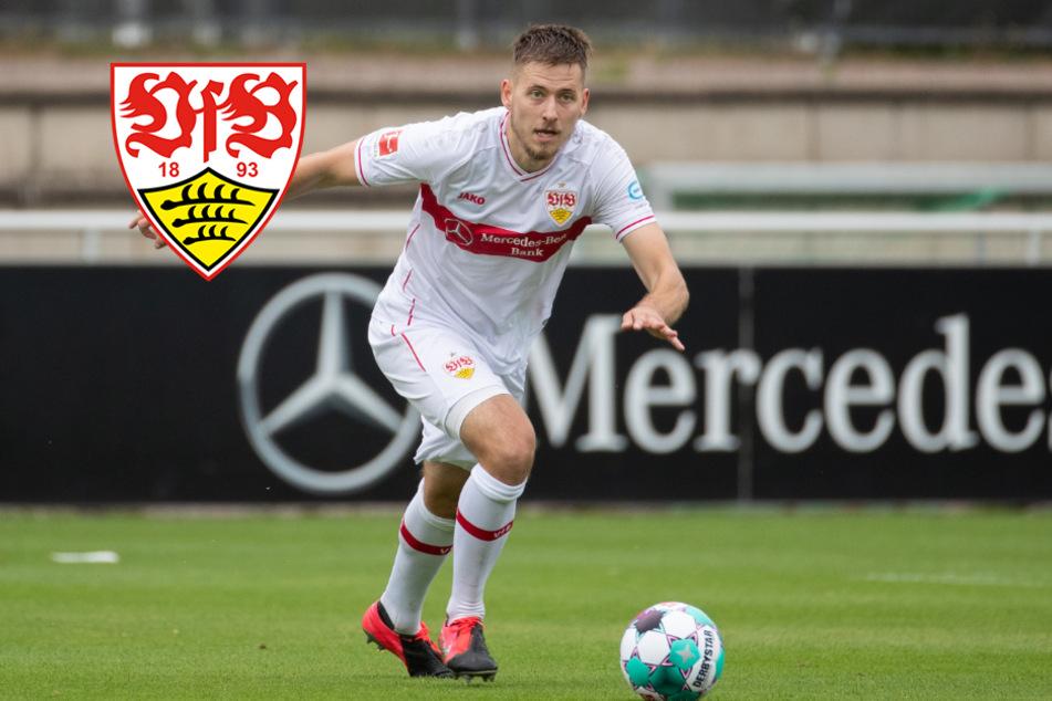 Verteidiger Anton fehlt im VfB-Training: Ist auch Einsatz gegen Hertha gefährdet?