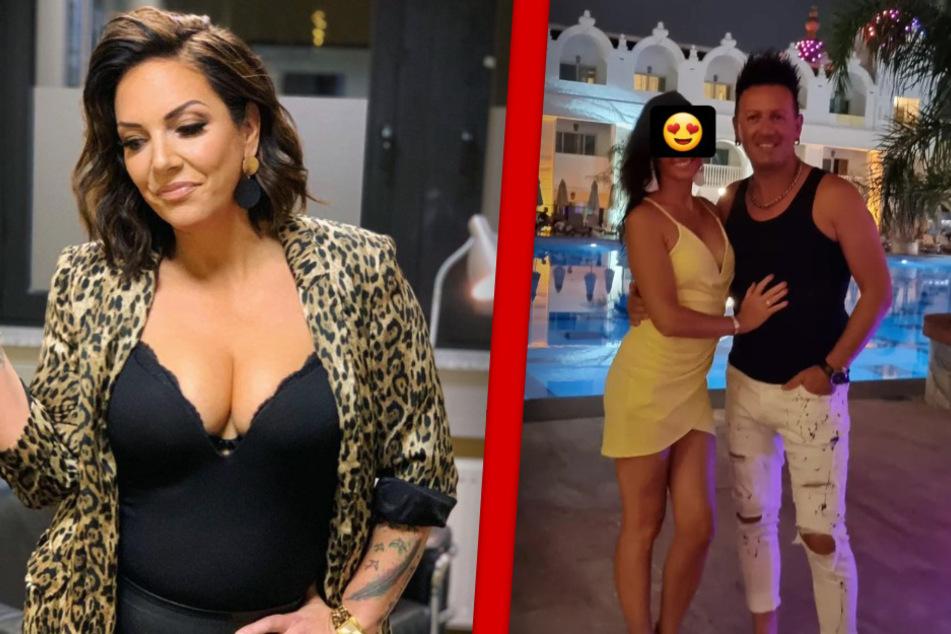 Ob das Danni Büchner (43, l.) gefallen wird? Ihr Ex Ennesto Monté (46) zeigte sich während eines Urlaubes mit einer unbekannten Frau an seiner Seite.