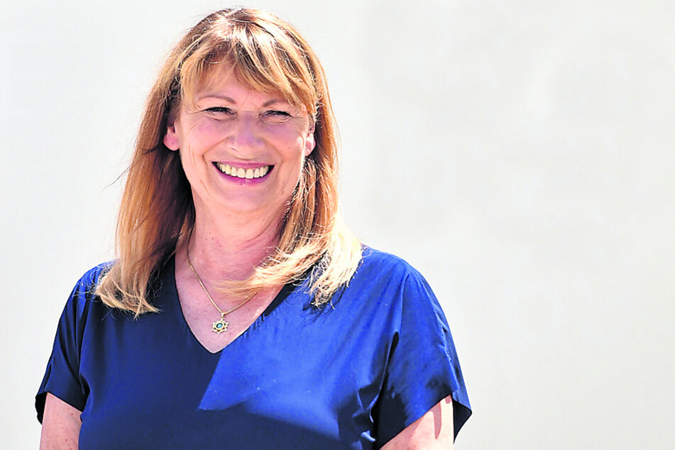 Sachsens Gesundheitsministerin Petra Köpping (62, SPD)
