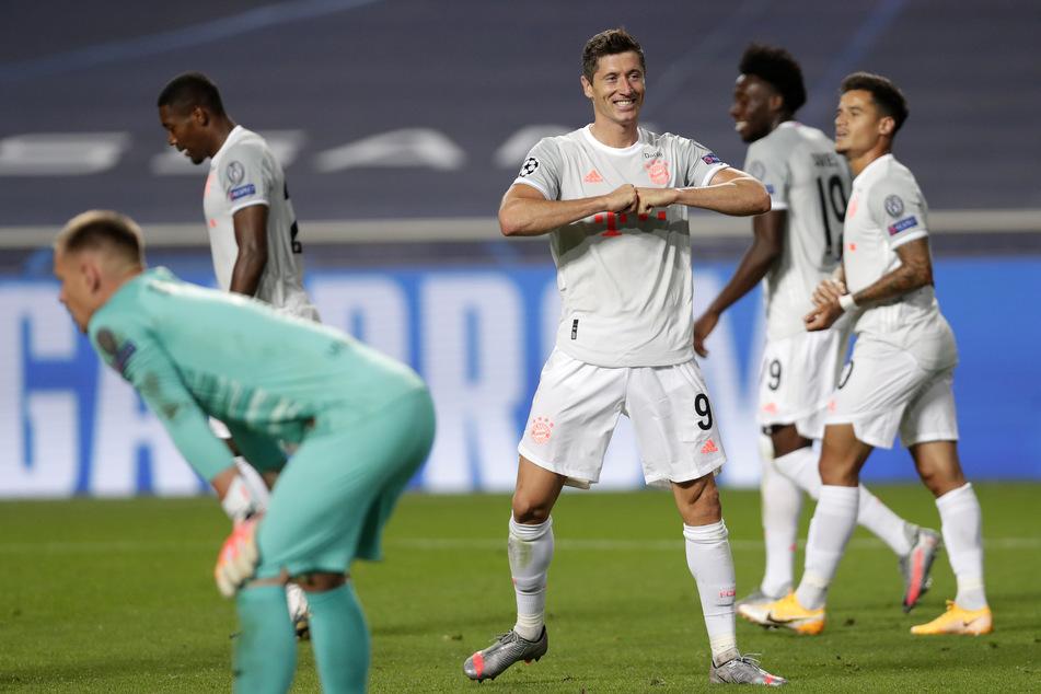 Der grandiose Start ins Finalturnier der Champions League ist für den FC Bayern München nicht nur sportlich von großer Bedeutung.