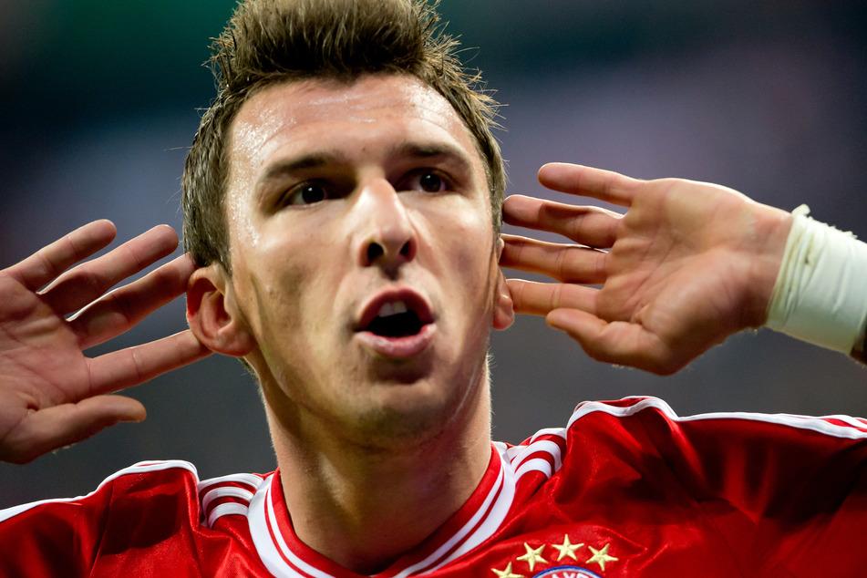 War Teil der historischen Triple-Bayern 2013: Mario Mandžukić (34).