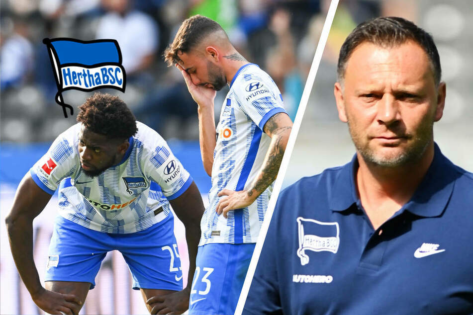 Tabellenletzter mit null Punkten: Hertha BSC schon wieder im Krisenmodus?