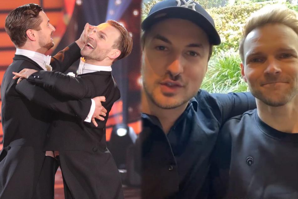 """Let's Dance: Profi-Tänzer wütet nach Nicolas Puschmanns """"Let's Dance""""-Aus: """"Katastrophale Entscheidung"""""""