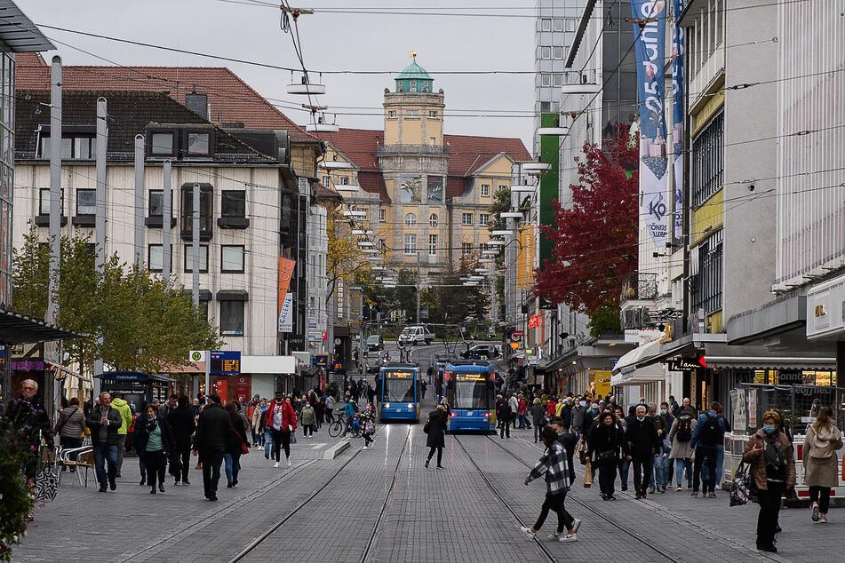 Auch die nordhessische Stadt Kassel gehört nun zu den Corona-Risikogebieten.
