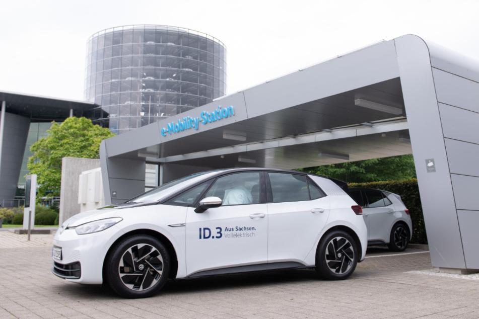 Mit Verspätung: Volkswagen startet Auslieferung des ID.3