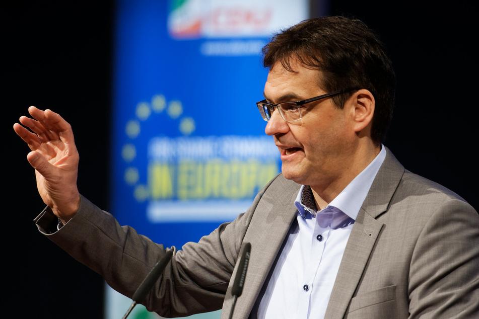 CDU-Politiker Peter Liese (55).