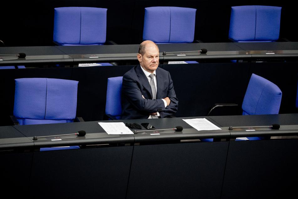 Olaf Scholz (62) sieht in der Stimmauszählung der US-Präsidentschaftswahl auch eine Warnung an Deutschland.