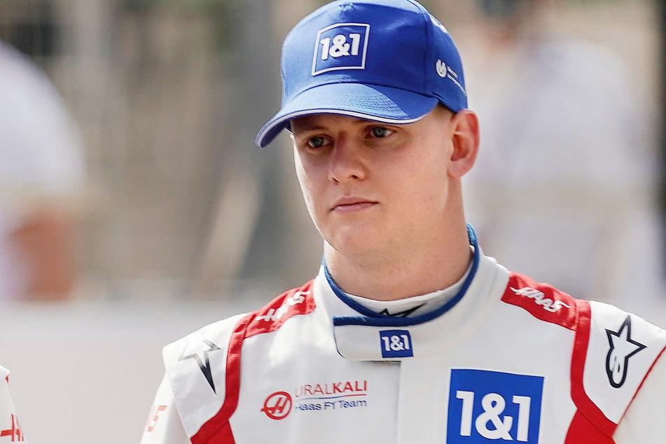 Immerhin: Verletzt hat sich Mick Schumacher (22) bei dem Unfall nicht.