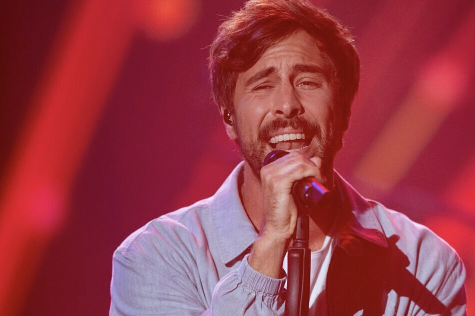 Singt besser als das er surft: Max Giesinger hat während Corona den Sport für sich entdeckt.
