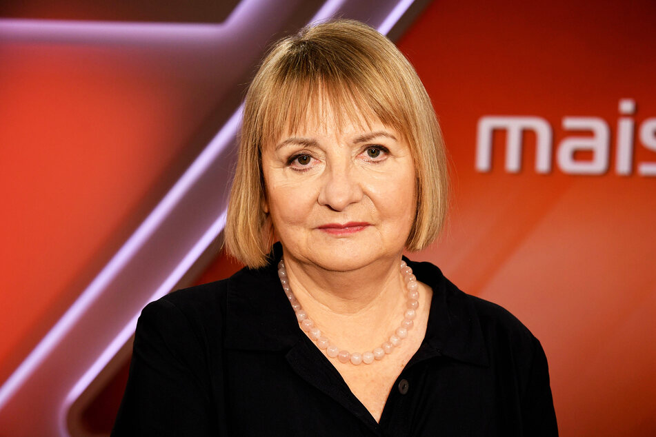 Ex-Bürgerrechtlerin Vera Lengsfeld (68) ist mittlerweile im AfD-Umfeld aktiv.