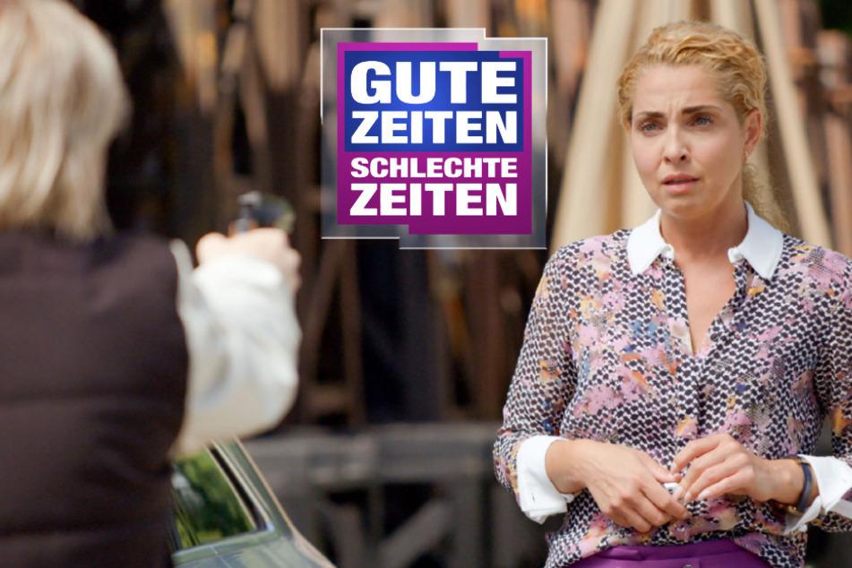 Nina in Gefahr! Nächstes Entführungs-Drama bei GZSZ?