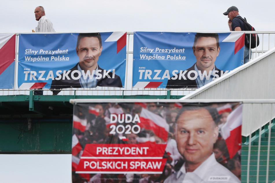 Prognose: Kopf-an-Kopf-Rennen bei Präsidentenwahl in Polen