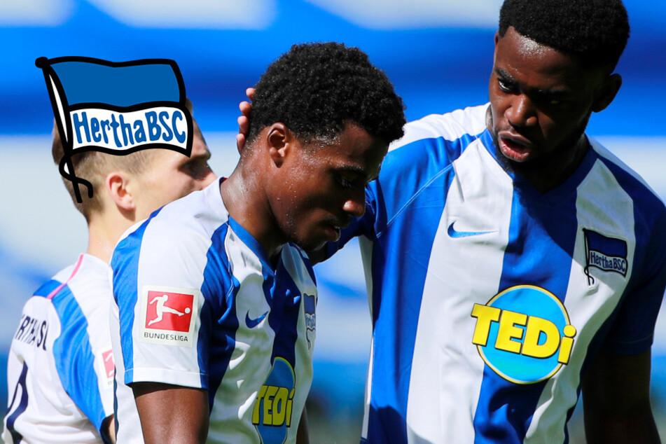 Hertha baut Serie aus: Arbeitssieg dank Zauber-Tor