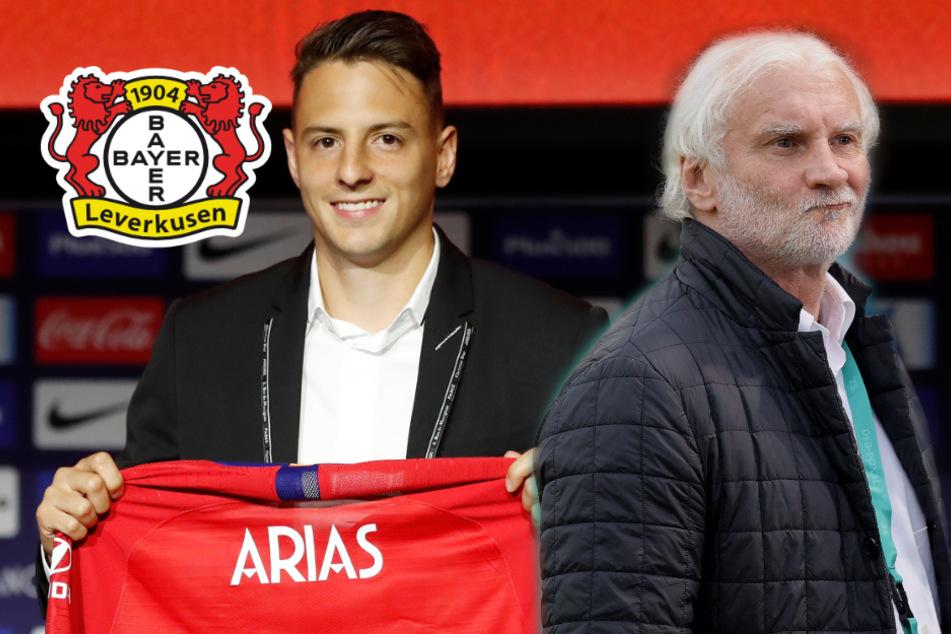 Bayer Leverkusen offenbar kurz vor Transfer von Atléticos Santiago Arias